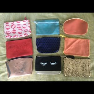 Ipsy Makeup Bags (BUNDLE)